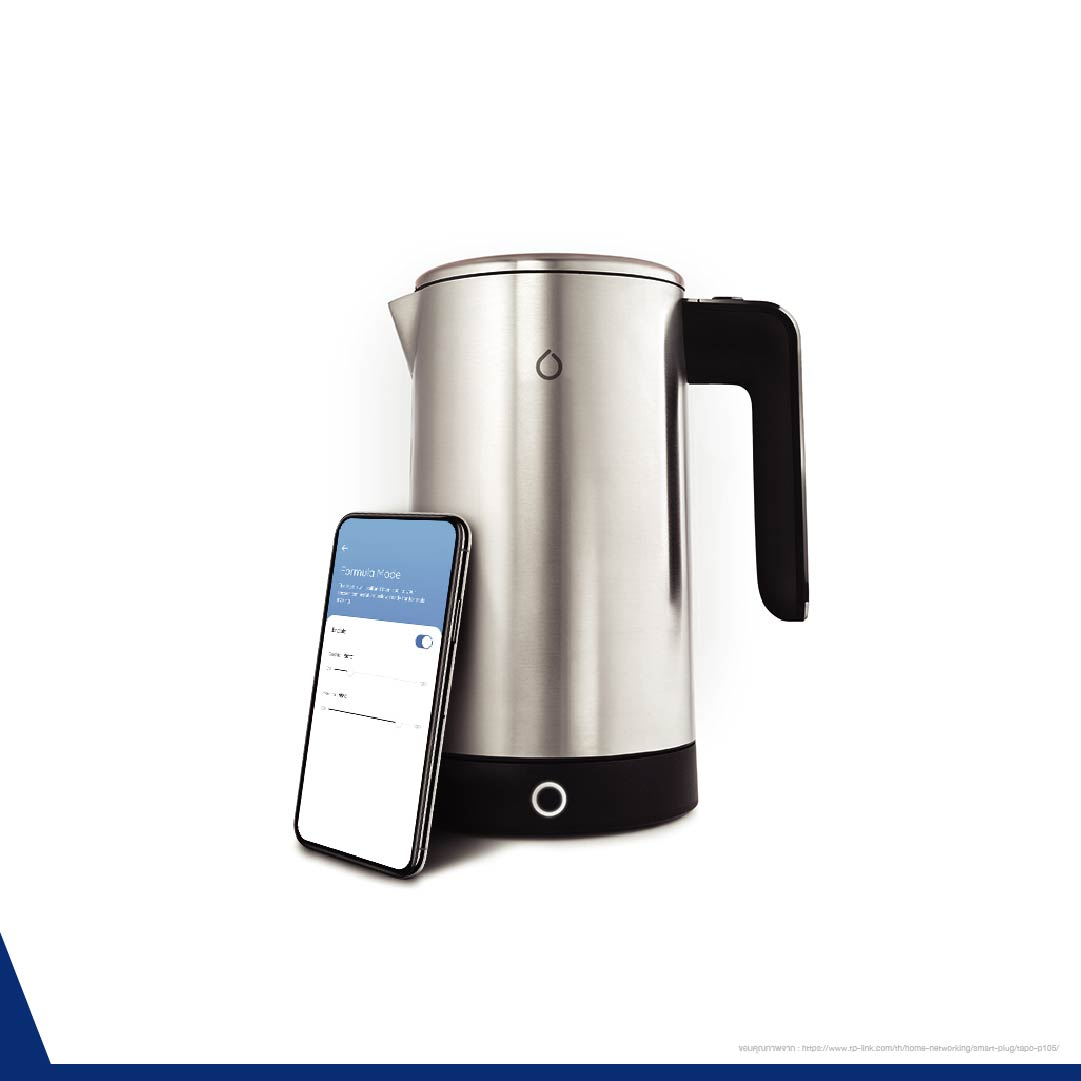 iKettle Original - 3rd Generation Wi-Fi Kettle กาต้มน้ำอัจฉริยะ (Smart Kettle)